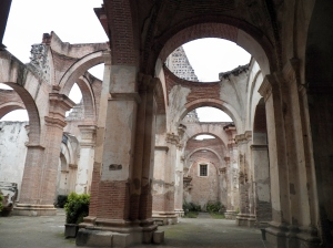 Cathedral ruins