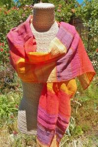 Danakil Ethiopian Cotton Wrap