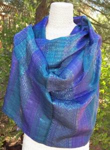 fair trade shawl, guatemalan scarf