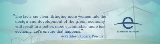 women in the green economy