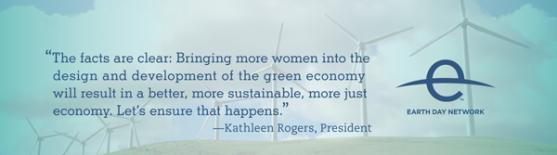 women in the green economy
