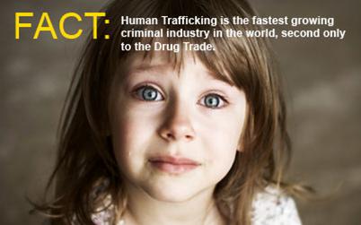 Human trafficking-#2 crime