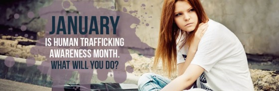 Human trafficking-what will you do