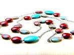 River Stones Necklace-sm