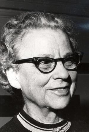 Edna Ruth Byler